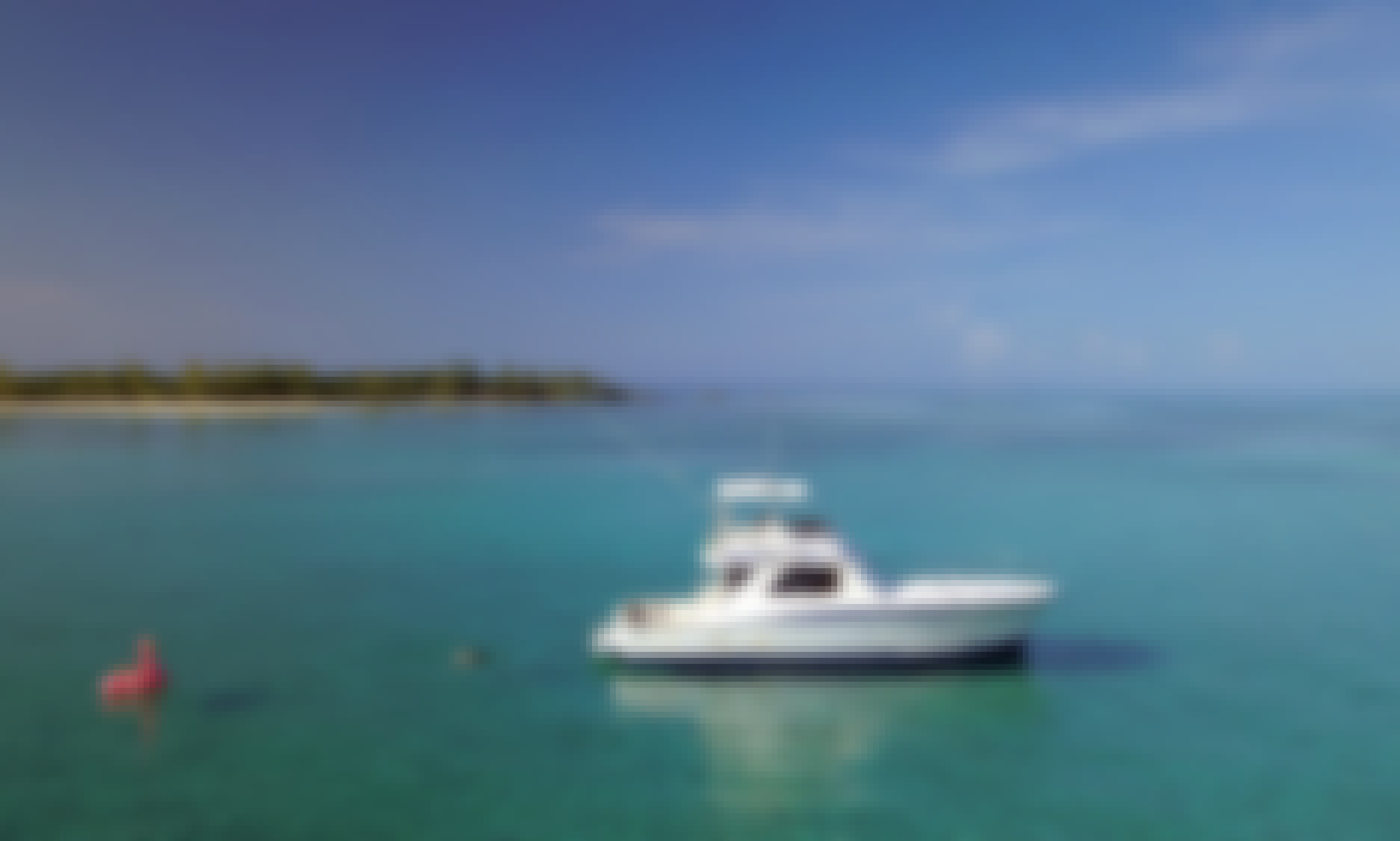46 foot Chris-Craft for charter in Nassau, The Bahamas