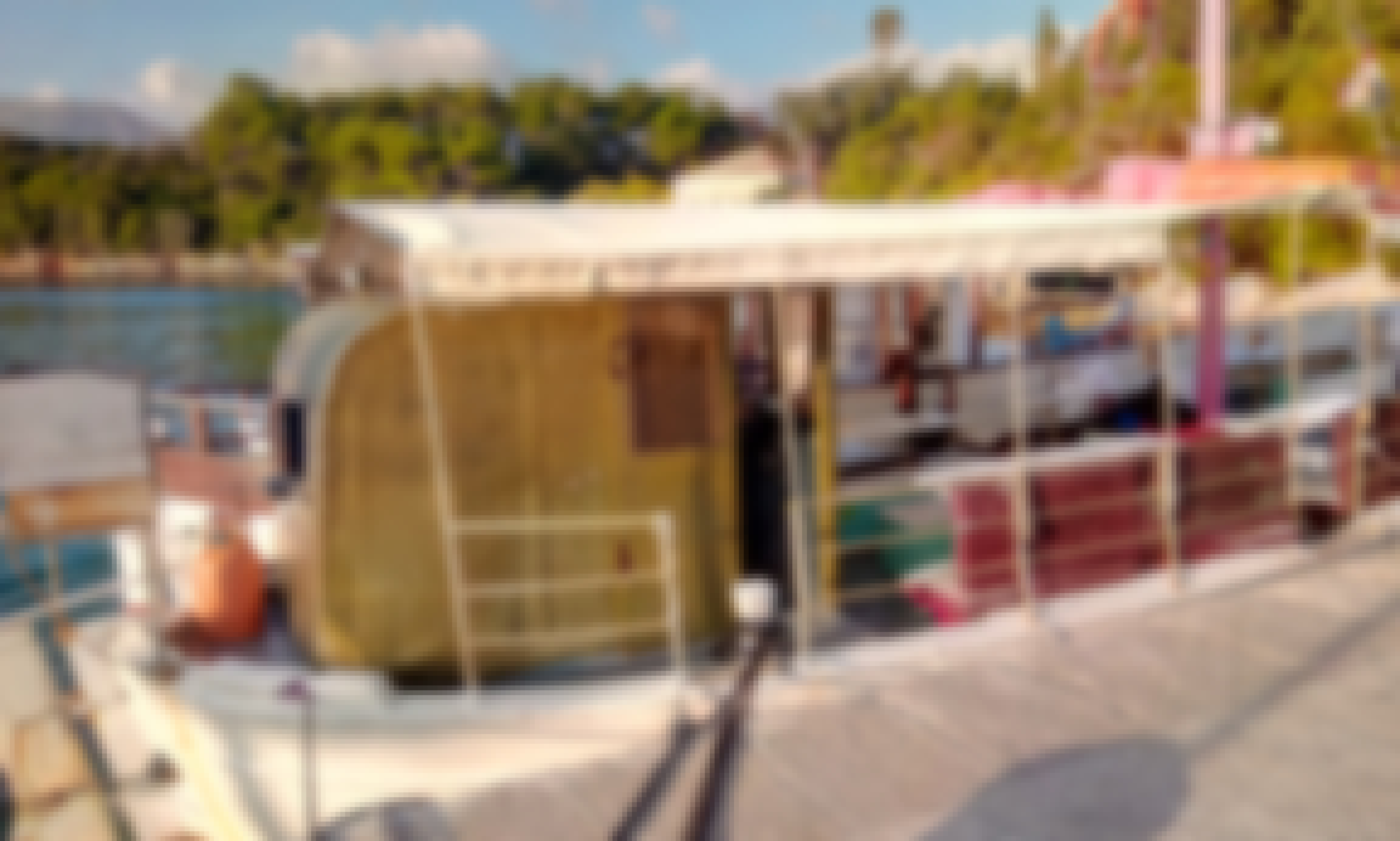 Dubrovnik,Traditional woden boat for private tours with lunch on request and drinks unlimited