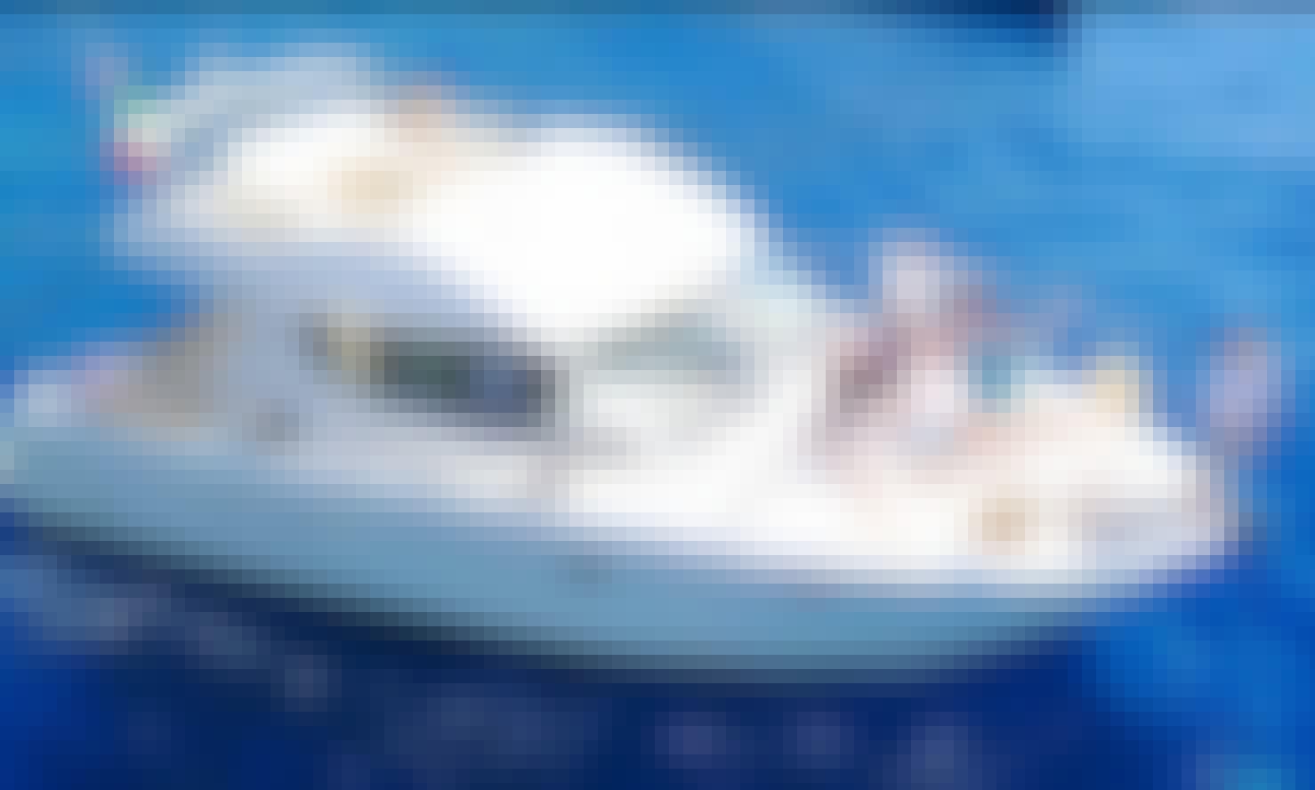 Capri Private Boat Experience Aboard The 36' Jeanneau Prestige Motor Yacht