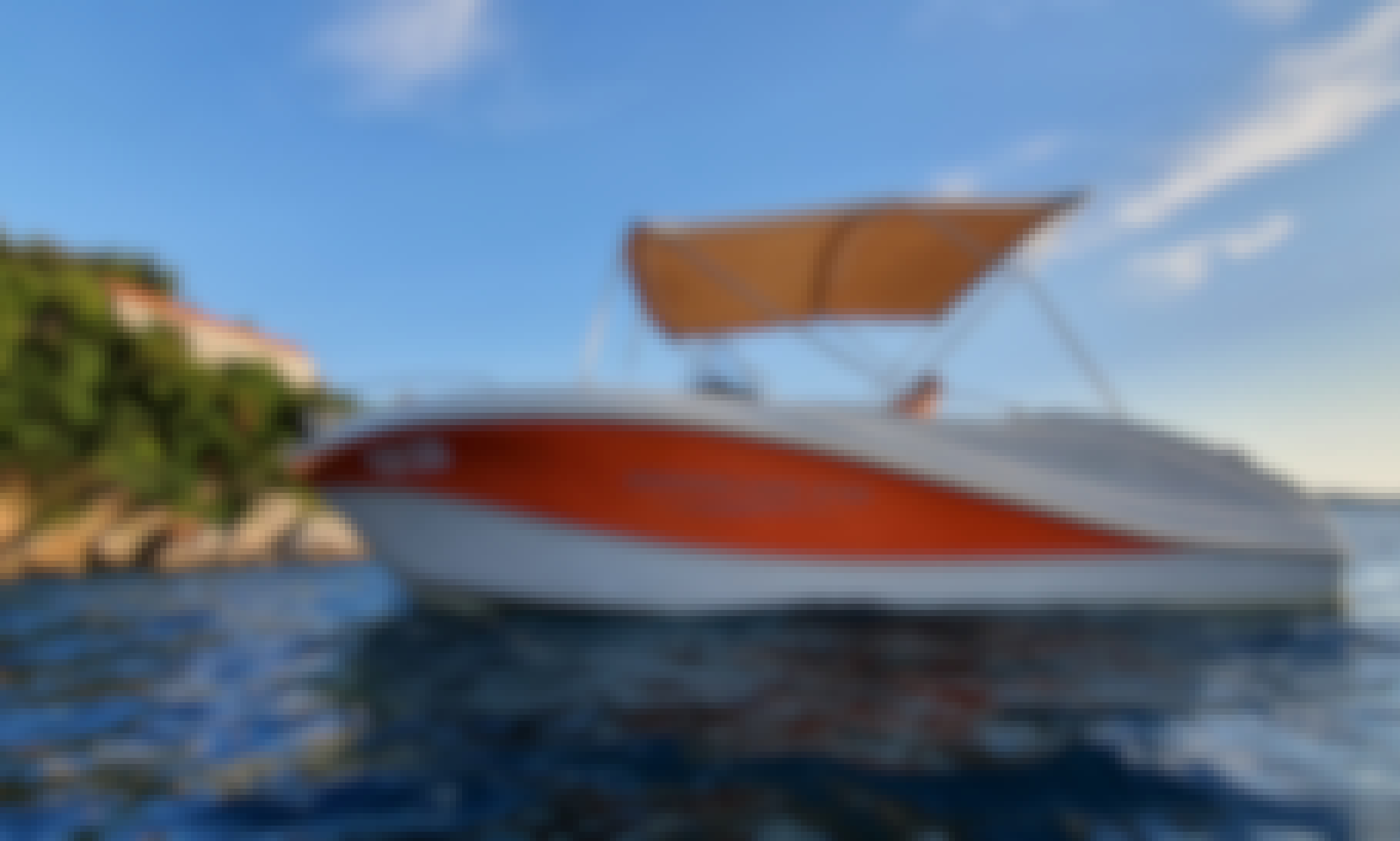 Barracuda 545 Open Powerboat in Dubrovnik and make your boating holiday the best one!