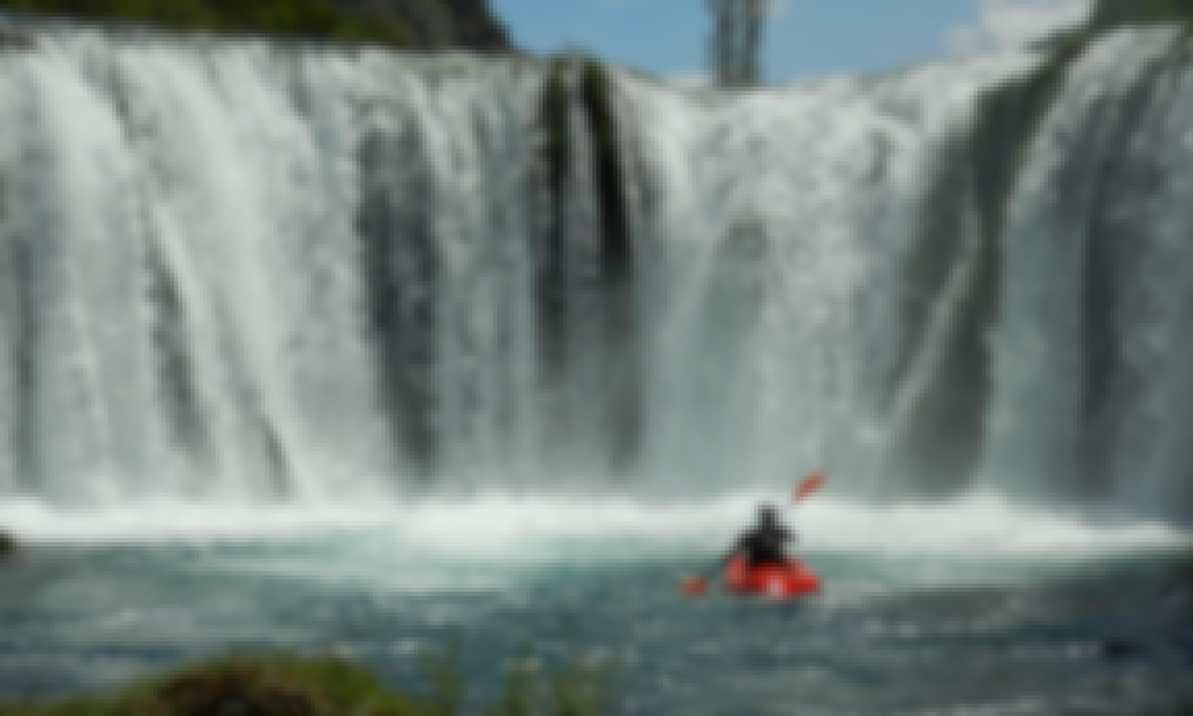 Packrafting Zrmanja River