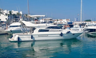 Private Boat Tours with Astondoa 380 Motor Yacht in Marbella