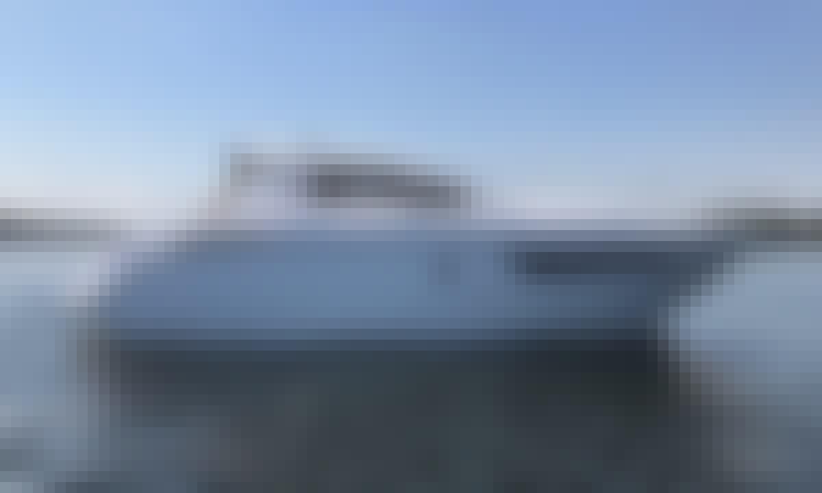 Azimut 34 Motor Yacht for 10 Passengers in Eivissa