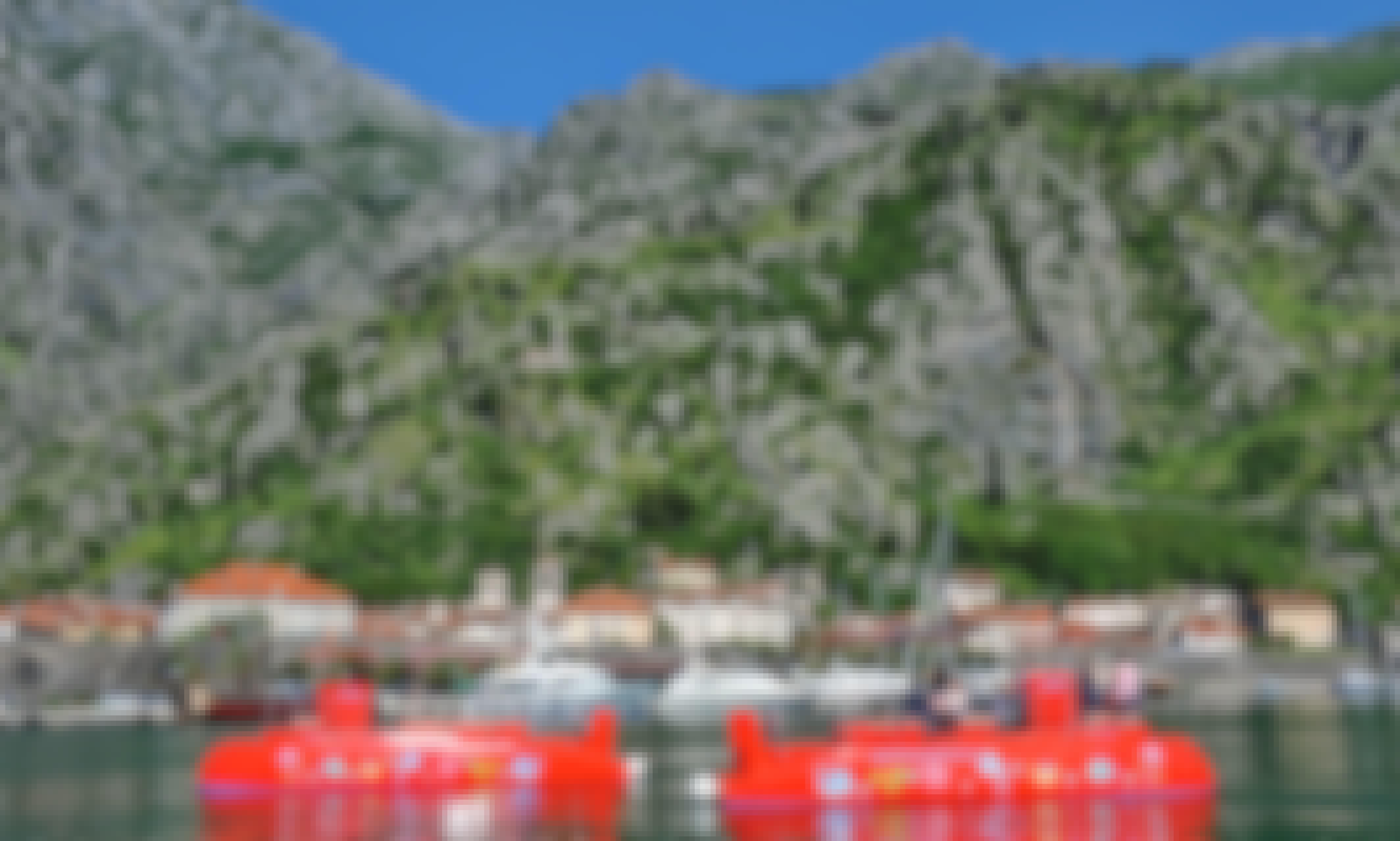 Kotor Panorama and Semi-submarine Underwater Experience - 1h, Montenegro