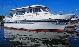 Super Kaagkruiser 48' Dolce Vita Motor Yacht in Princehof