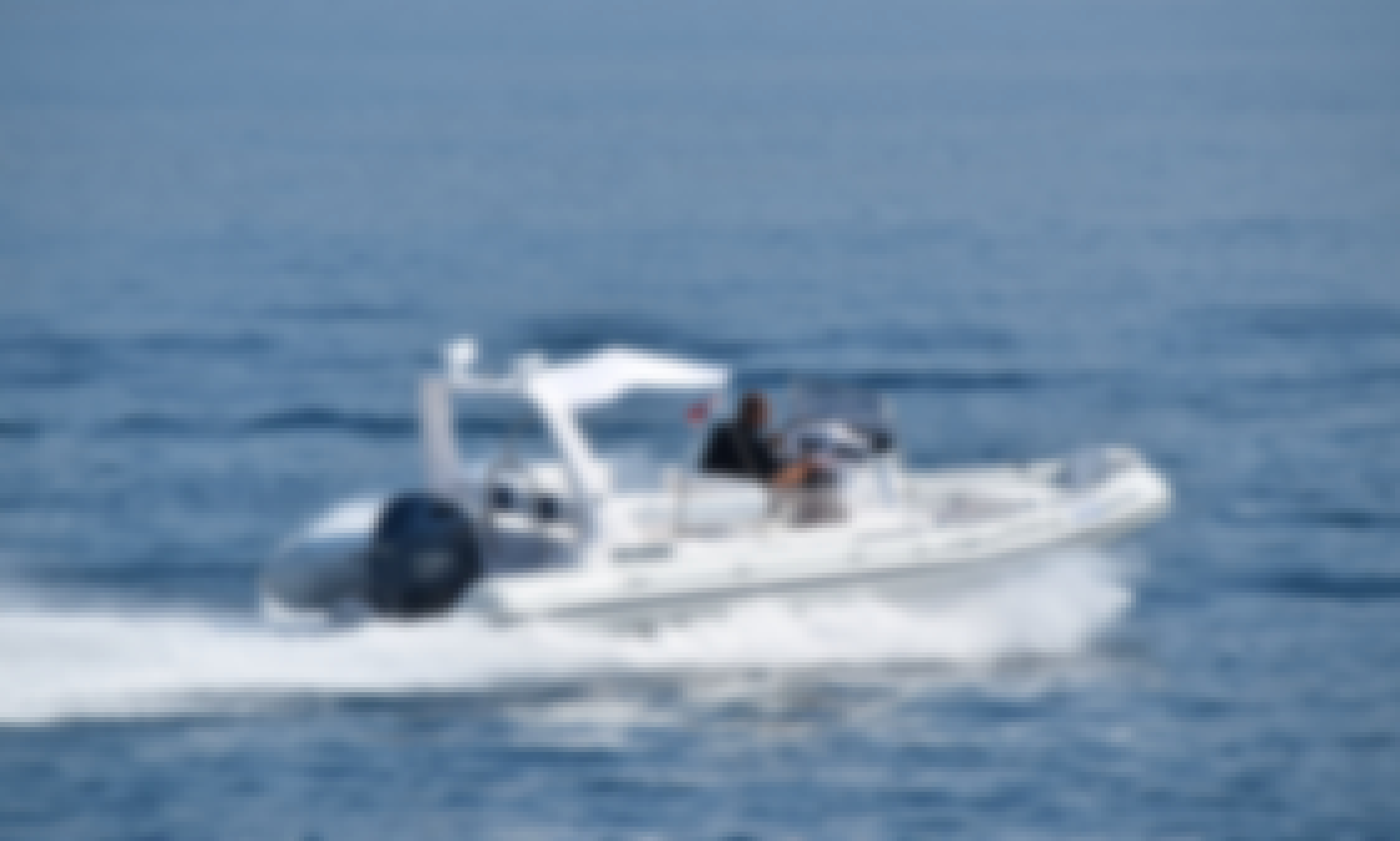 New RIB Sportis MC-6800 + Yamaha 200 Hp for Rent in Selce