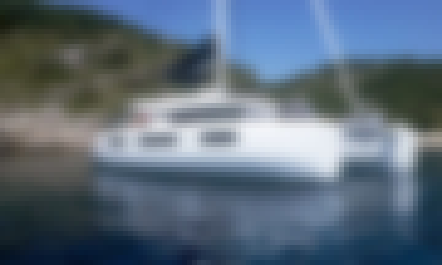 Charter the ''Adriatic Leopard'' Lagoon 50 Cruising Catamaran in Kaštel Gomilica, Croatia
