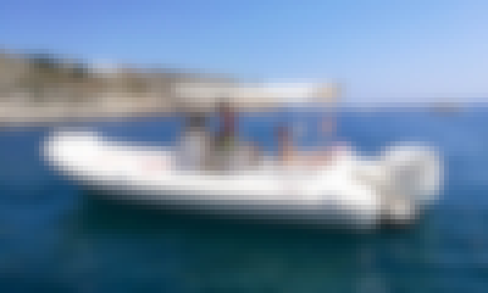 23' Nuova Jolly with 250 hp Outboard - Explore Hvar, Pakleni islands, Vis, Blue and Green Cave and many more!