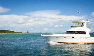 *Fishing ONLY* 42ft Sportfish Yacht Charter in Nassau, New Providence