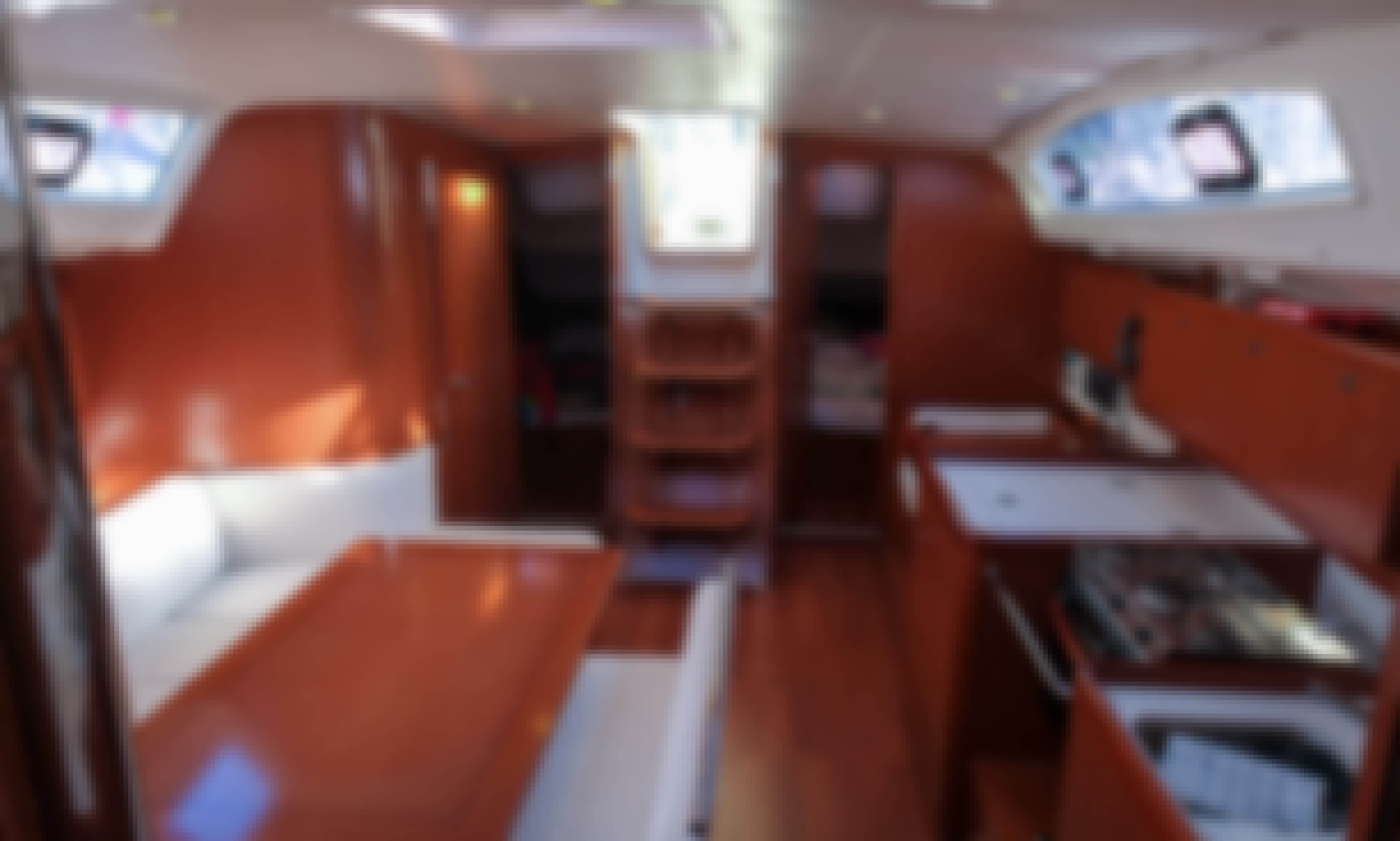 Beneteau Oceanis 43 - with 3 cabins 2011
