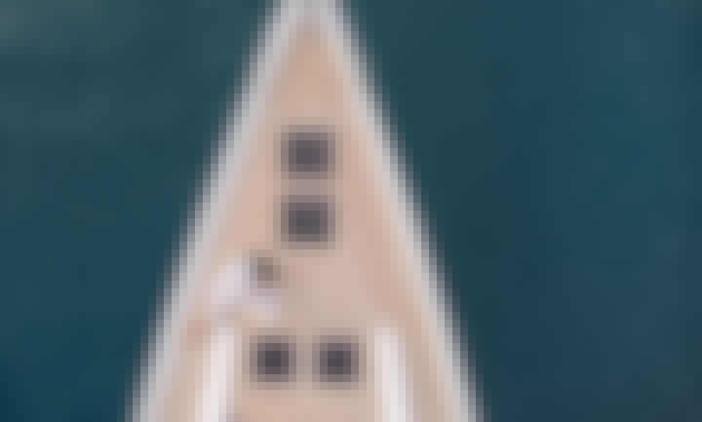 """Far Niente"" Hanse 588 Sailing Yacht Rental in Kaštel Gomilica, Croatia"