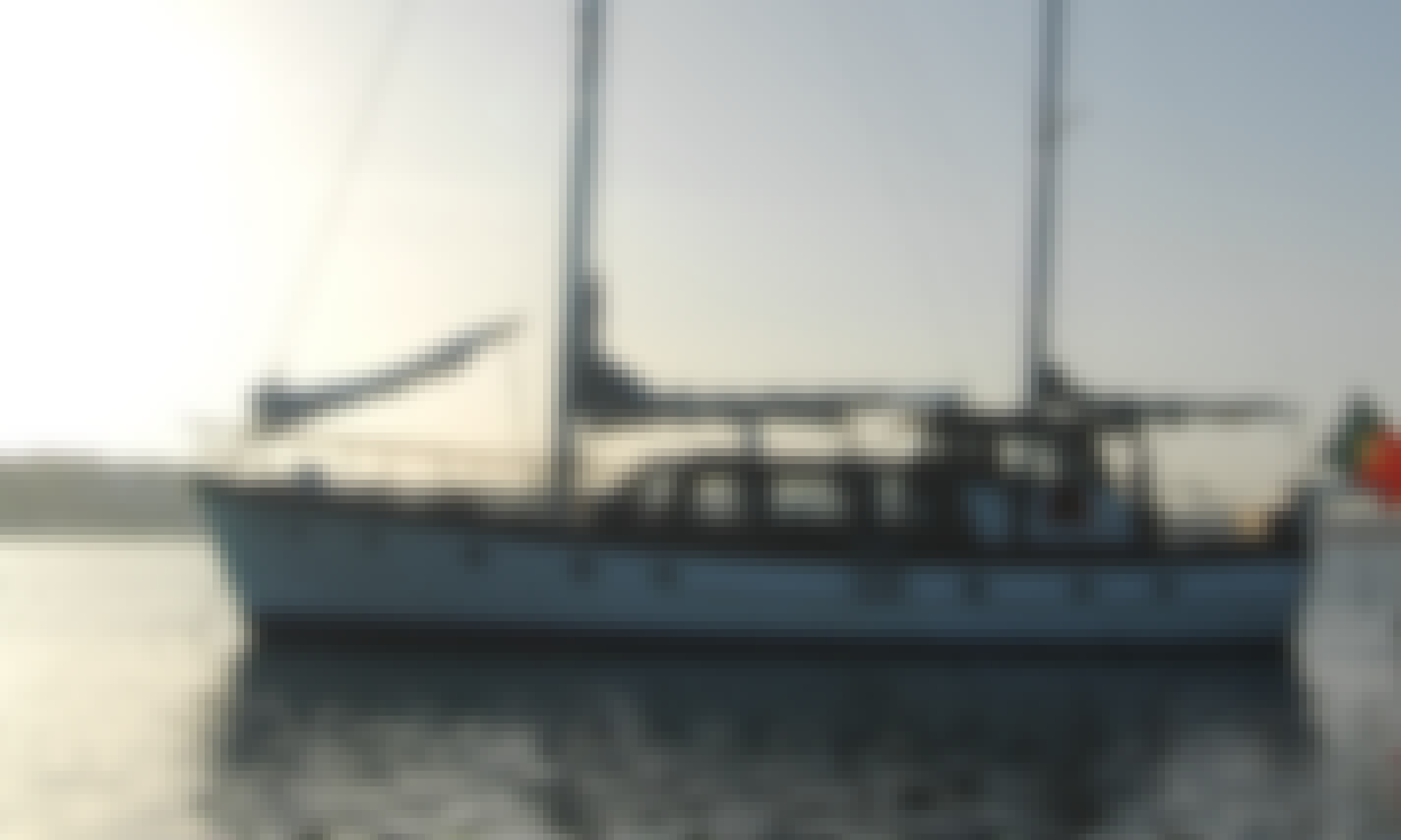 Historical Boat Tour Onboard 55' G. L. Watson & Co. Wooden Yacht For 18 People!