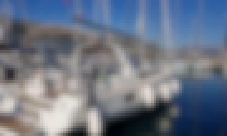 """""""Rosalia""""  Beneteau Oceanis 48 Cruising Monohull Rental in Kaštel Gomilica, Croatia"""