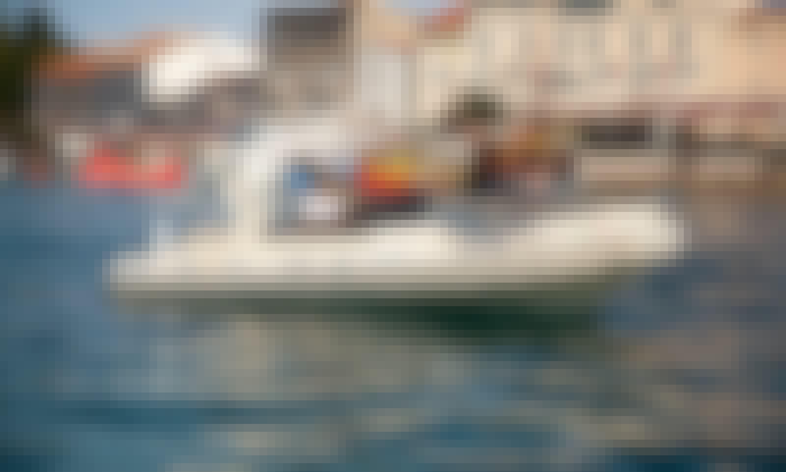 Rent Solemar Rigid Inflatable Boat in Krk, Croatia