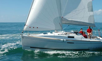 Beneteau First Sailboat for 5 People in Punat, Croatia