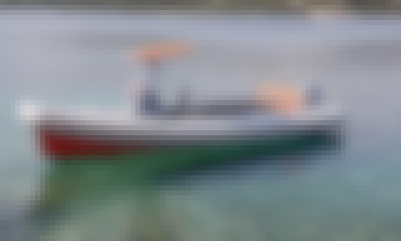 Charter 31' Colnago Rigid Inflatable Boat in Splitsko-Dalmatinska, Croatia