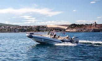 Rent Marlin Dynamic 630 Rigid Inflatable Boat in Krk, Croatia