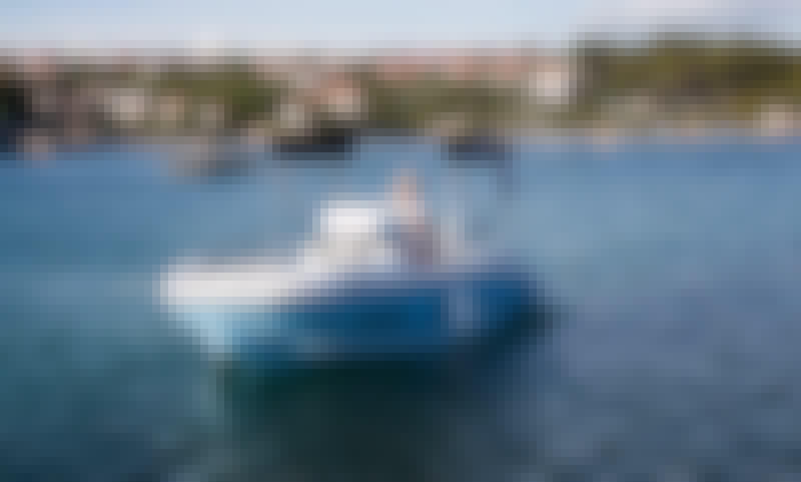 Rent Power boat Rancraft RS 5 in Krk, Croatia
