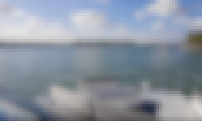 53' Galeon Power Mega Yacht Charter in Miami Beach, Florida