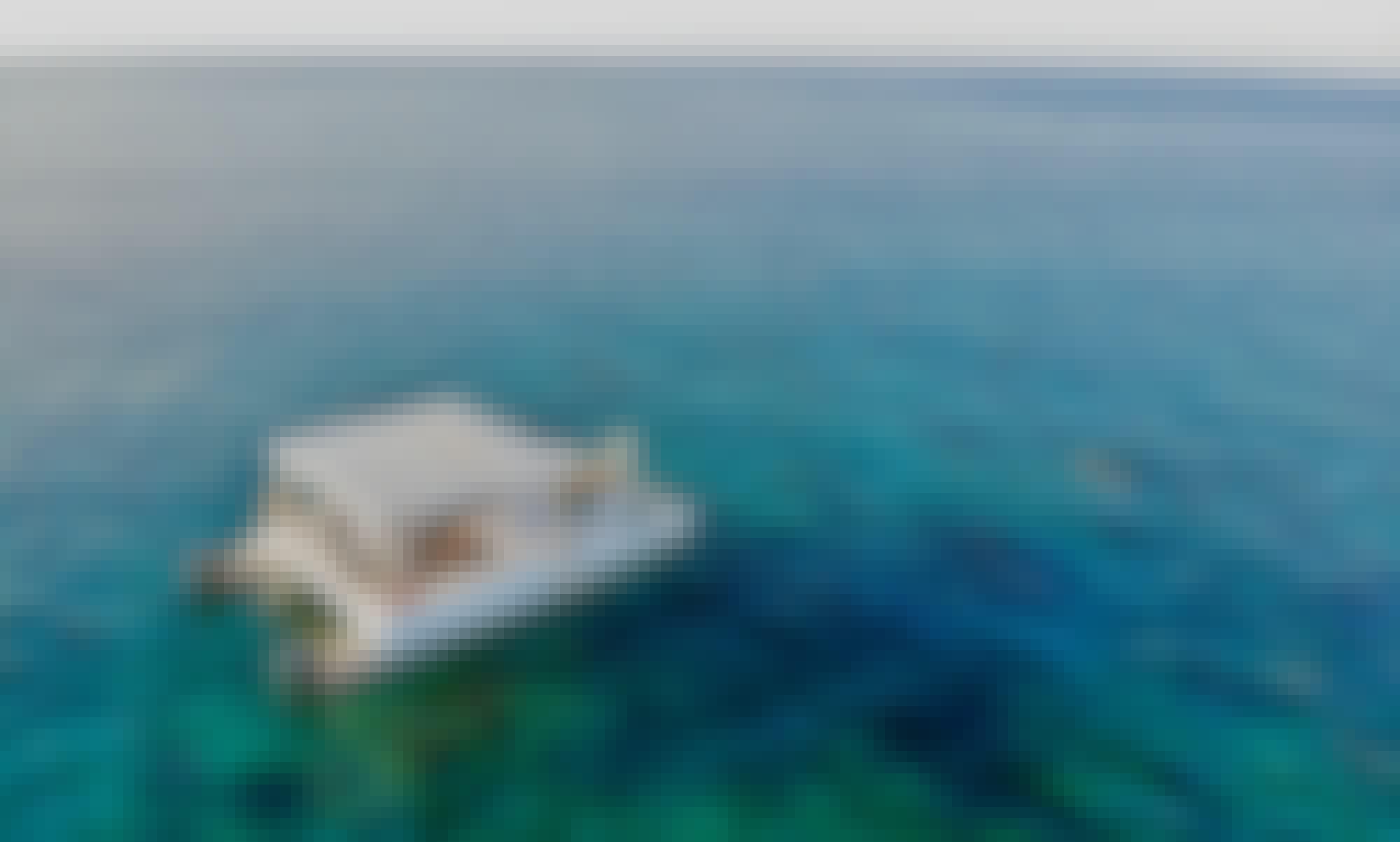 Explore the Treasures of Turks & Caicos  with 30' Custom Catamaran in Leeward Settlement