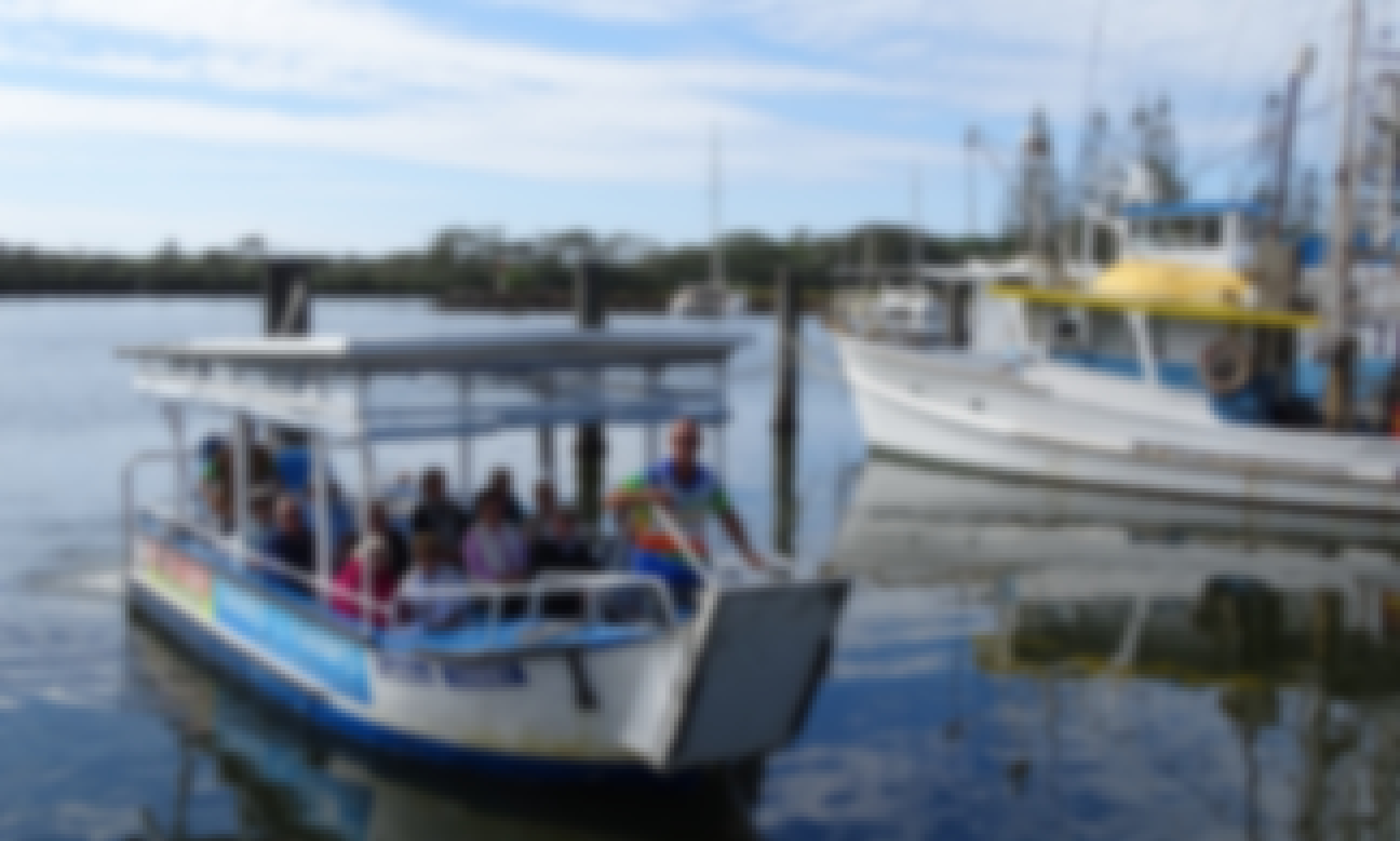 Passenger Boat Rental in Brunswick Heads