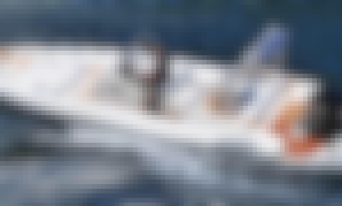 Rent Marlin 274 Rigid Inflatable Boat in Krk, Croatia