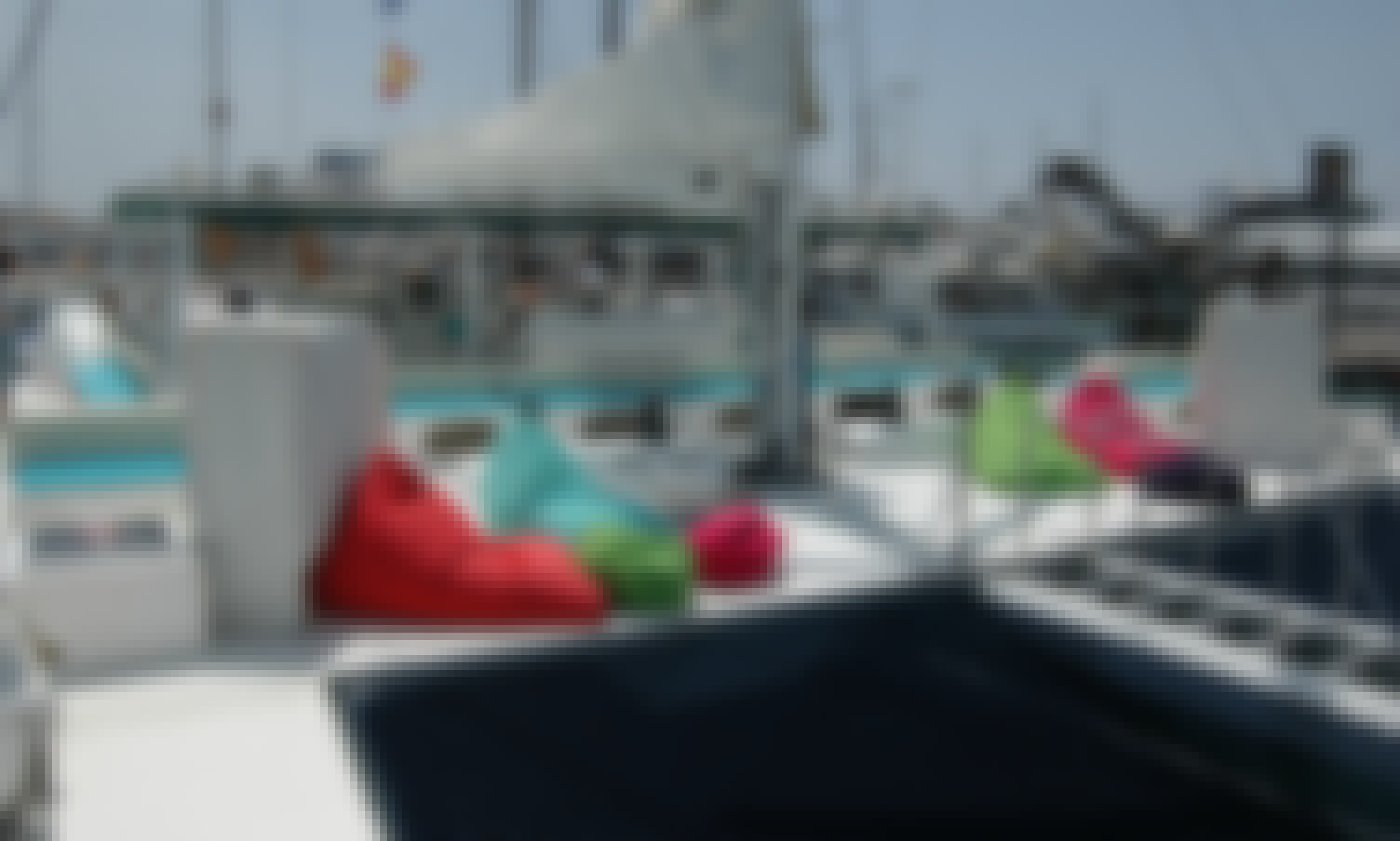 'Magic Boat Party Boat Charter Ibiza