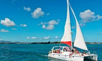 Charter a Cruising Catamaran in Grand Baie Mauritius