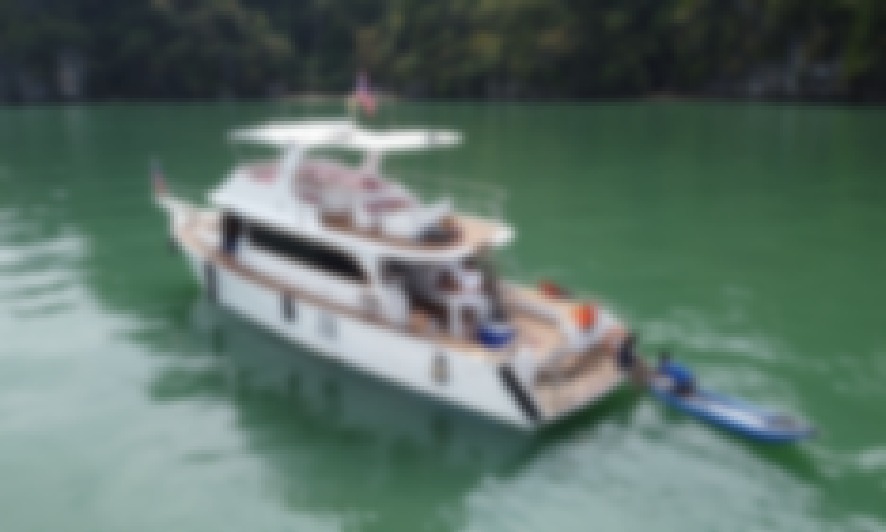 50ft Private Yacht for Charter out of Ao Po Pier, Phuket