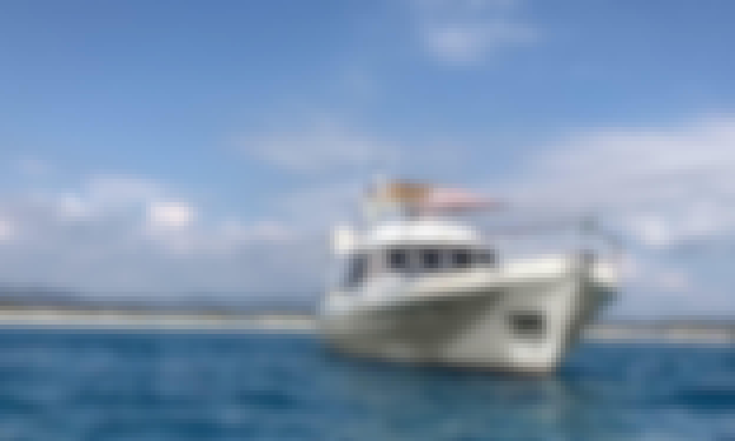 "Charter a 57' Motor Yacht ""Dreamaway"" in Sardinia, Italy!"