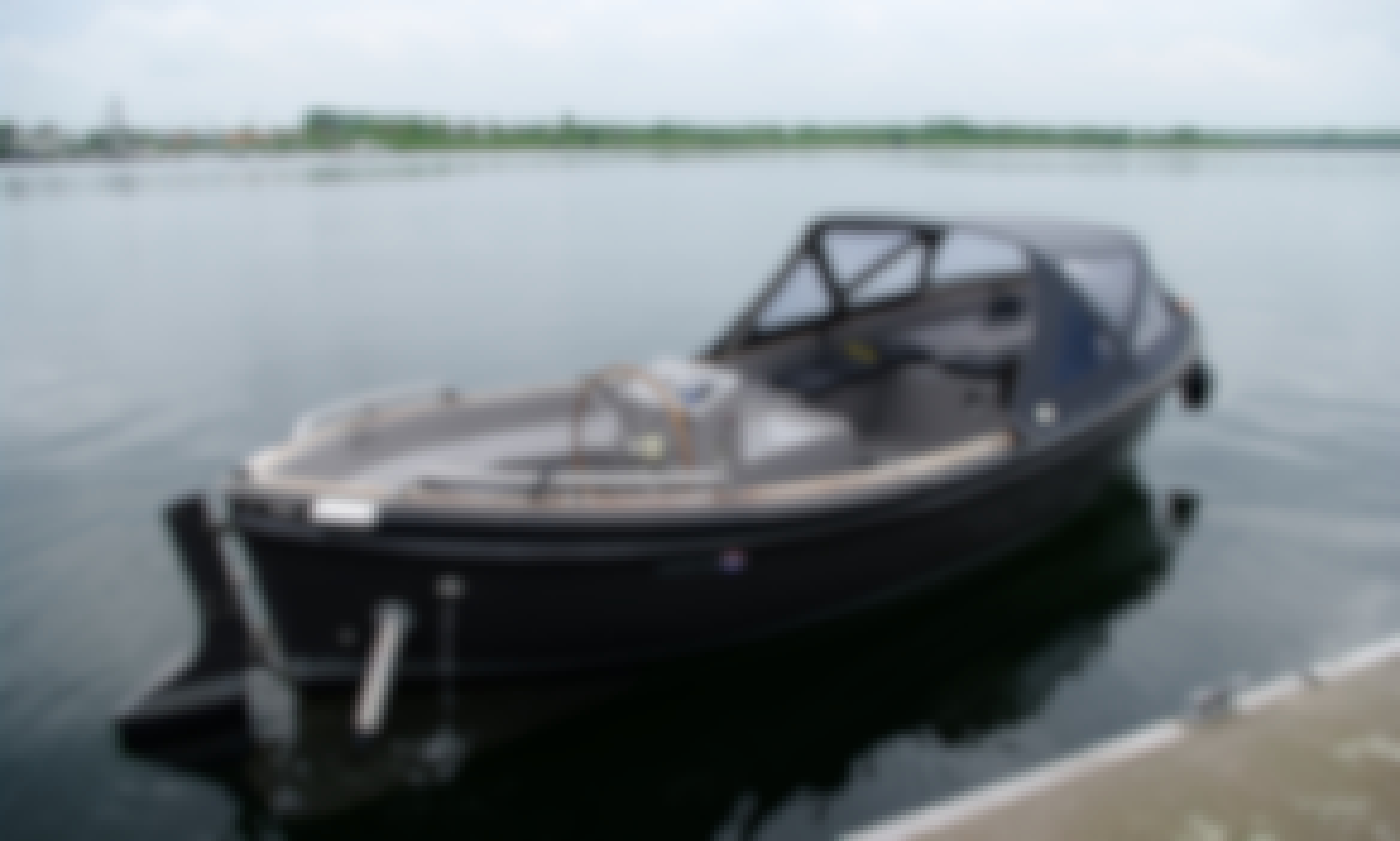 Charter this Seafury 650 boat for up to 10 people in Zeeland