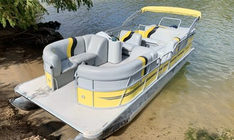 2018 Party Pontoon for 14 People in Austin, Texas