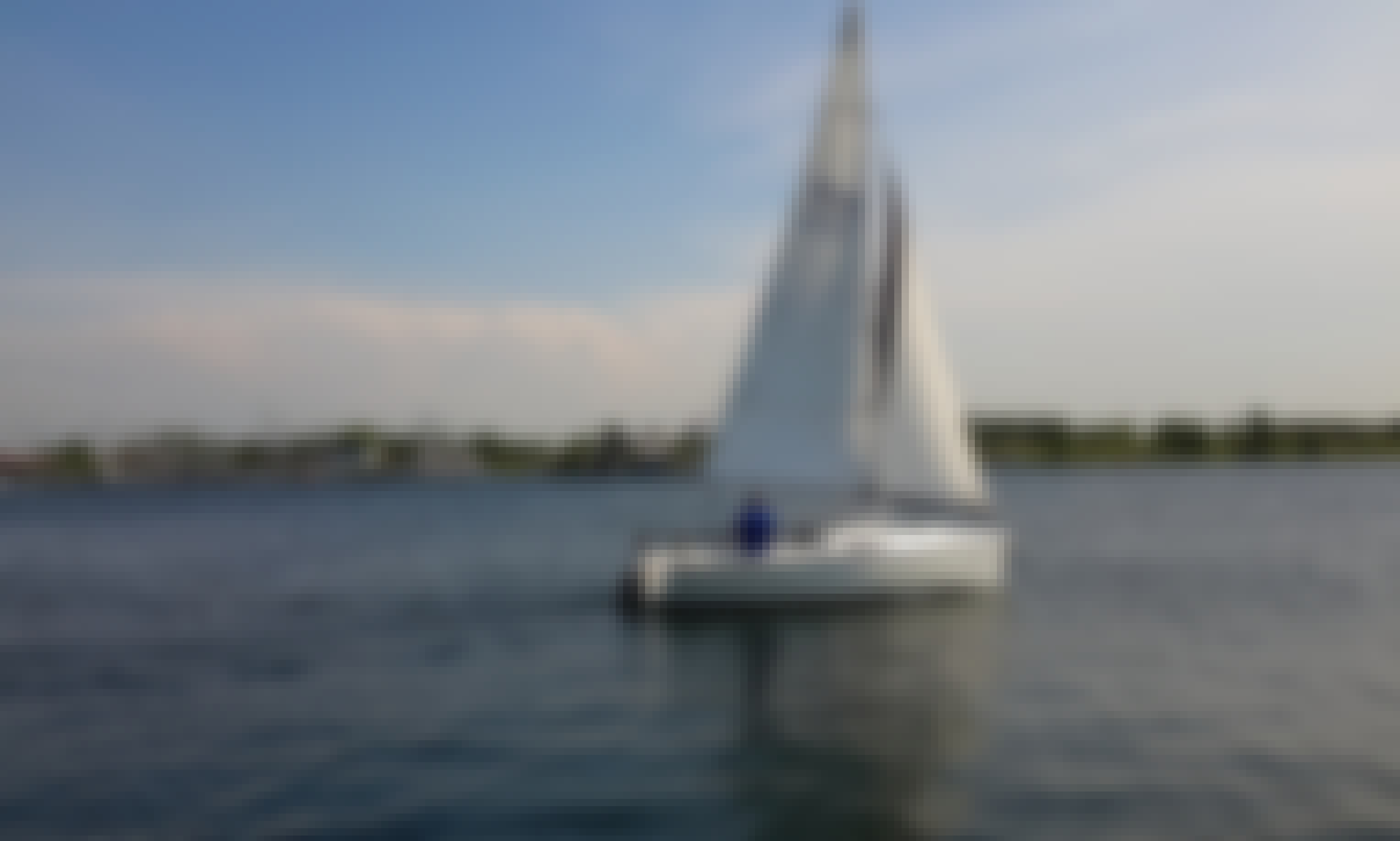 Discover Zeeland with this Fox 22 sailboat