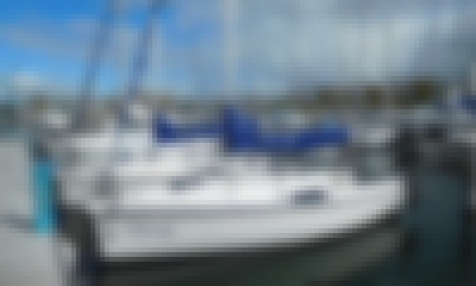Discover Zeeland with this Fox 22 Sailboat!
