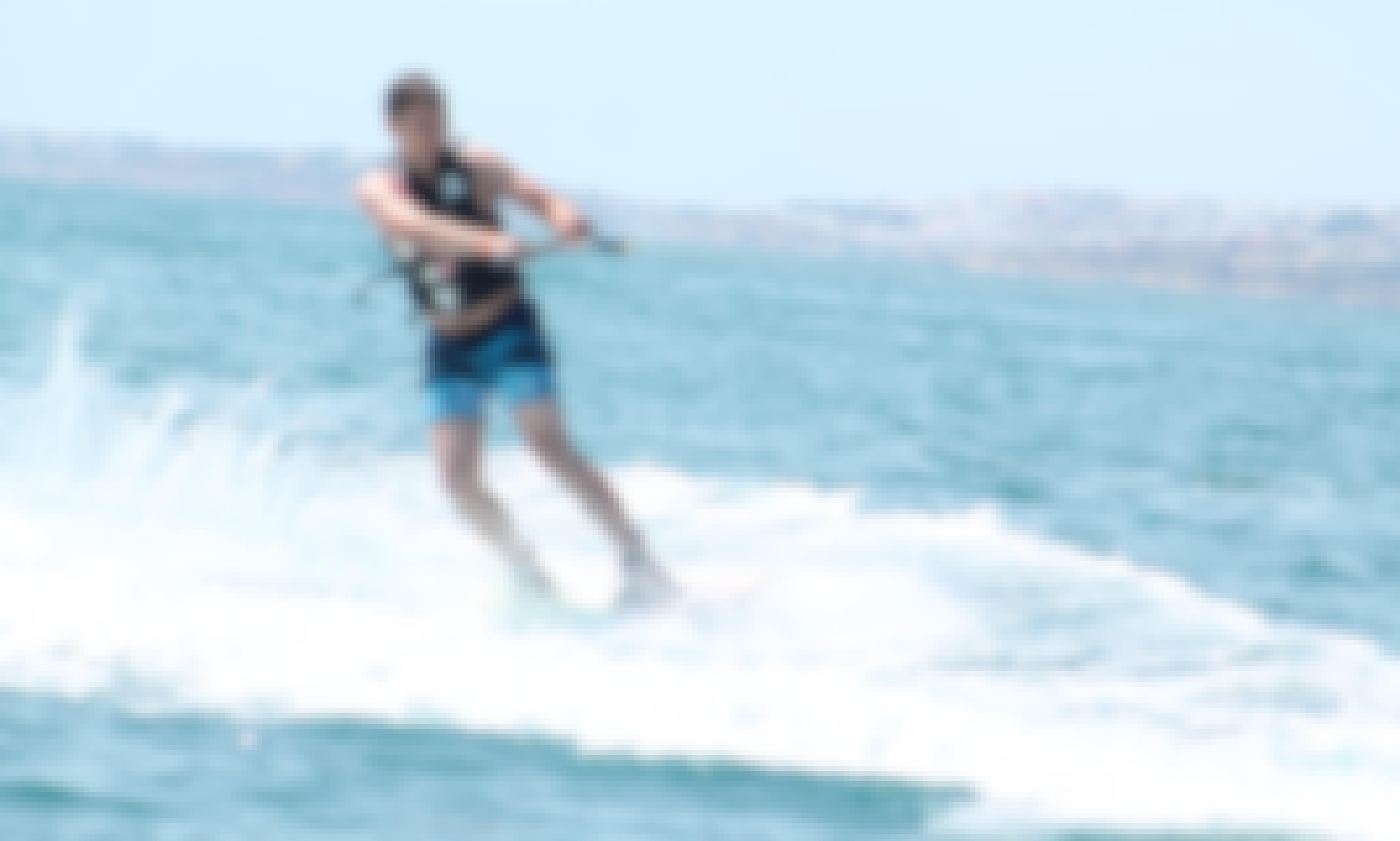 Enjoy Water Skiing in Albufeira, Portugal