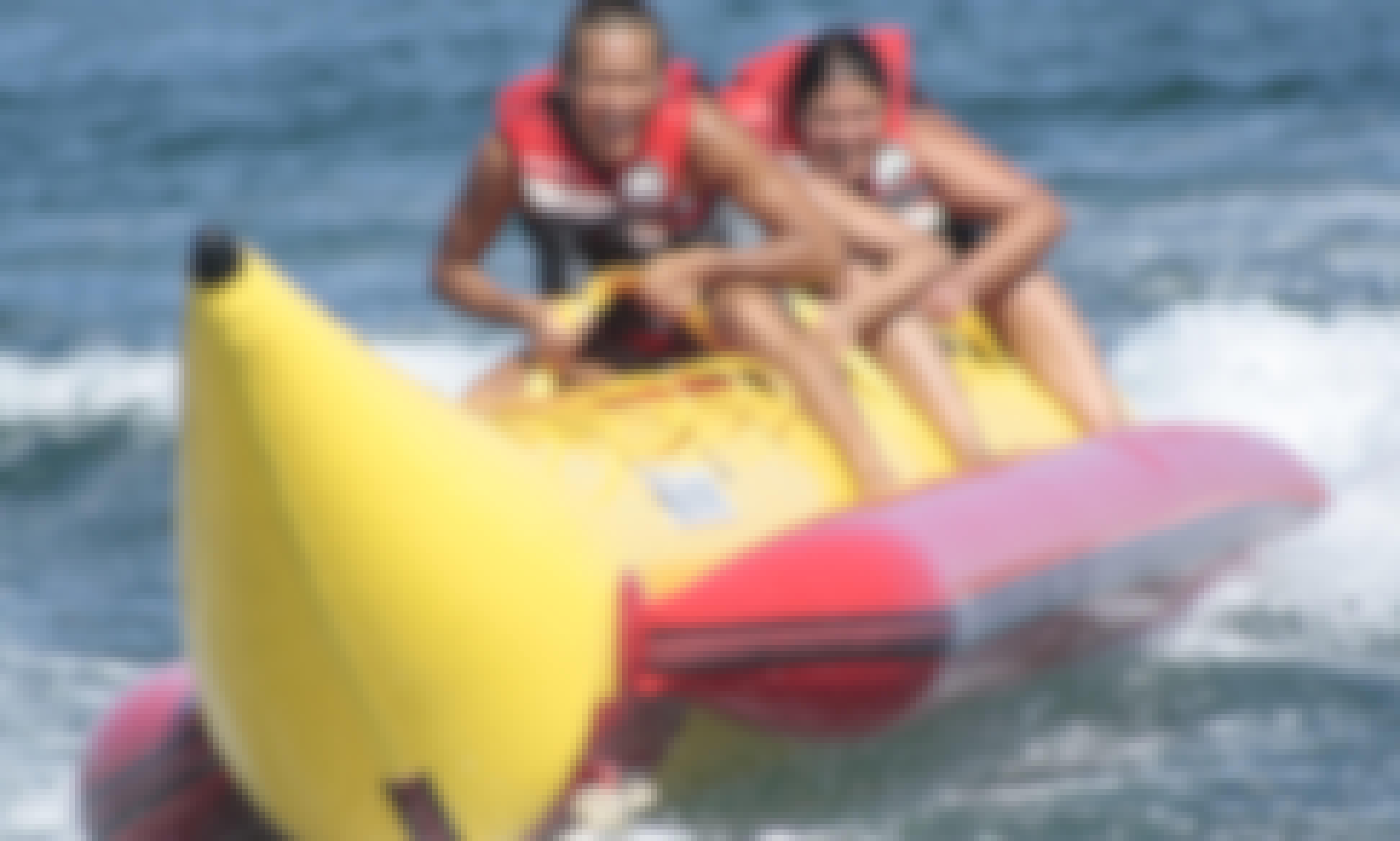 Enjoy Banana Boat Rides in Albufeira, Portugal