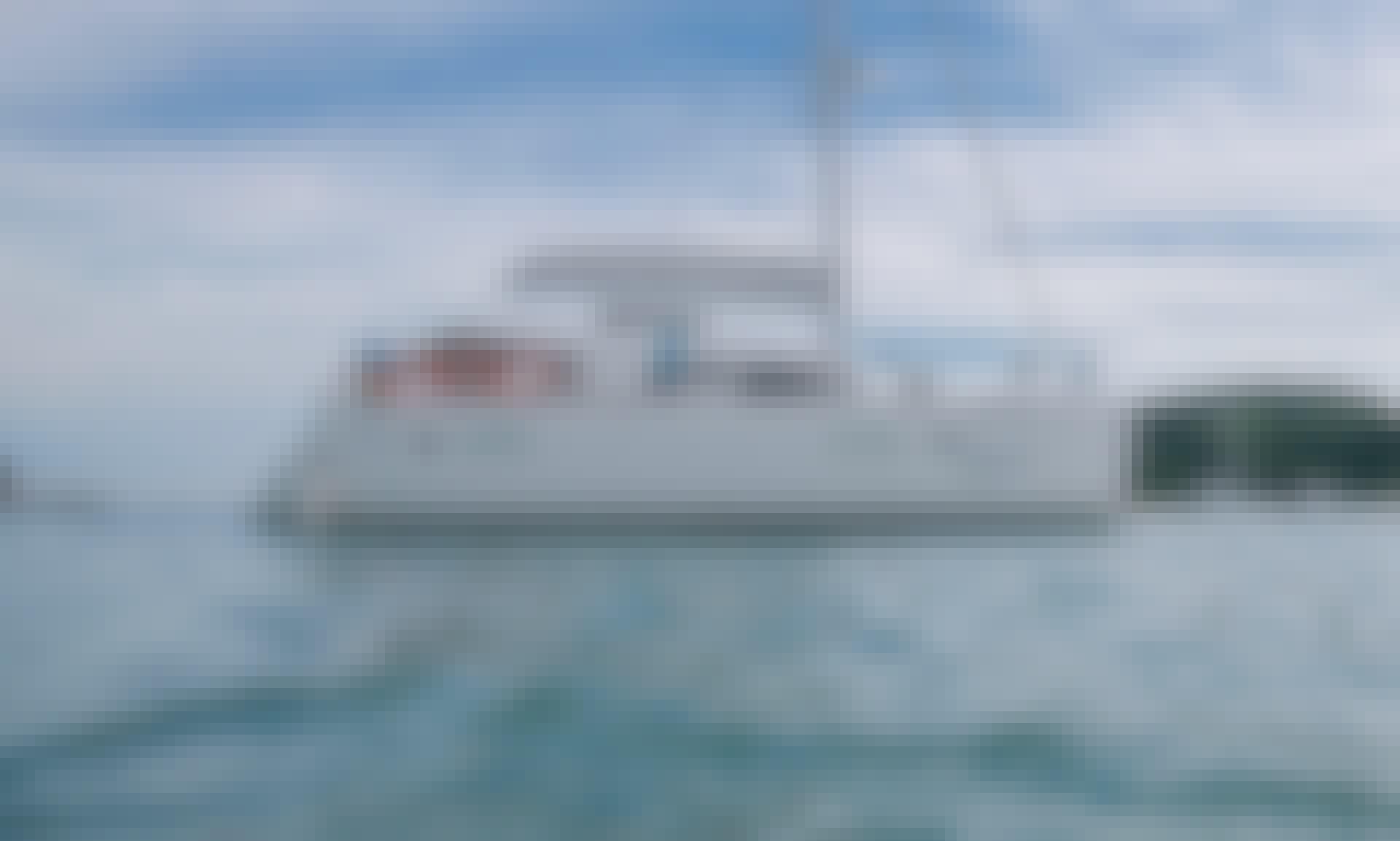 40' Ximula Lagoon 400 S2 Sailing Catamaran in Sentosa Cove, Singapore