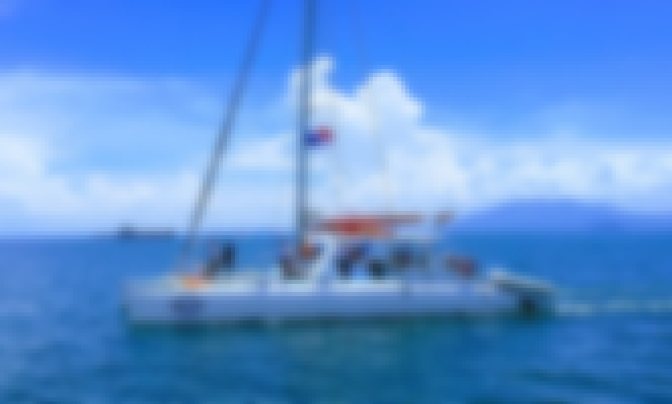 Captained Charter the 60' Sun Cat Catamaran for 35 Guests in Panama