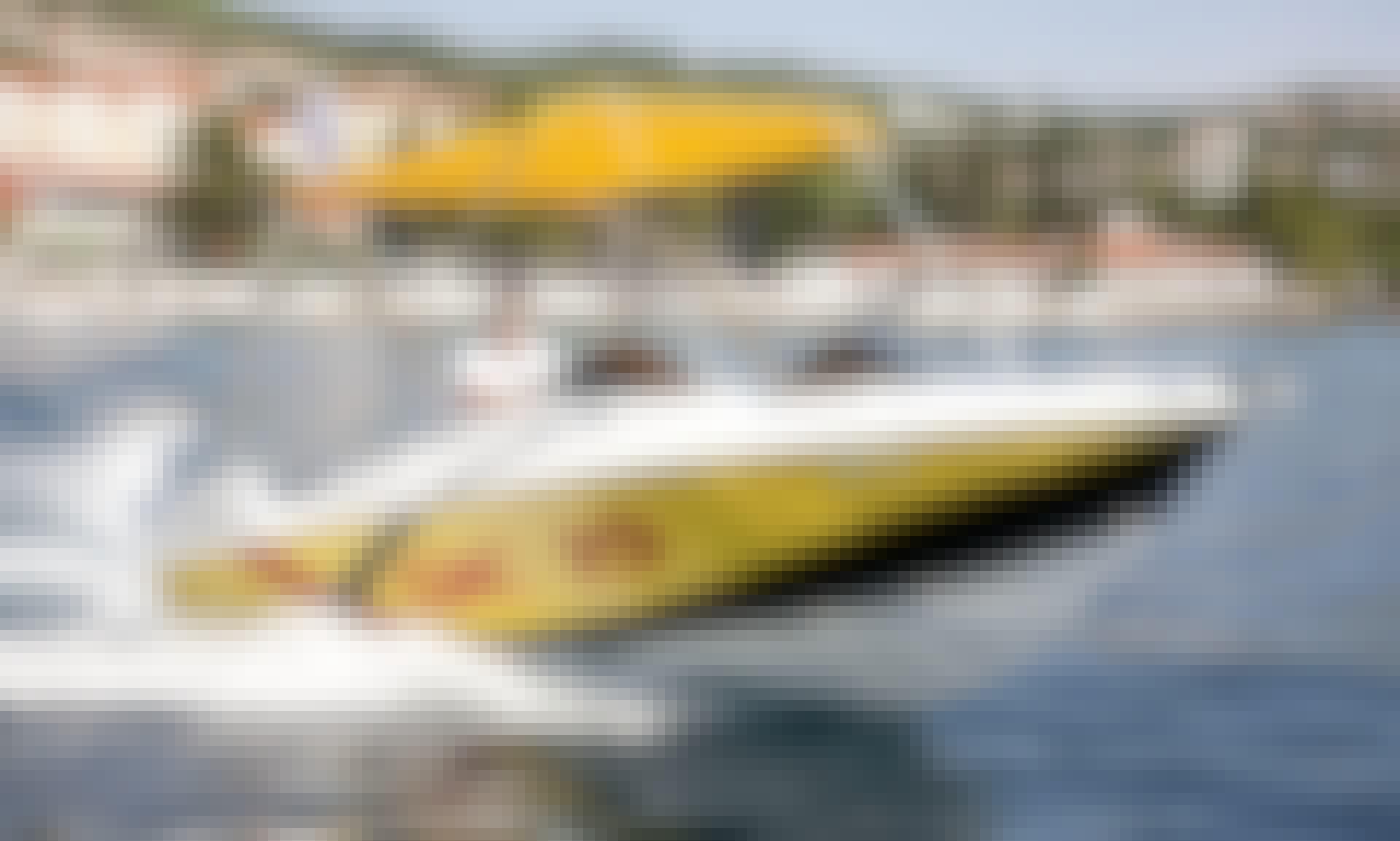 Speedboat Sky 19 in Dubrovnik