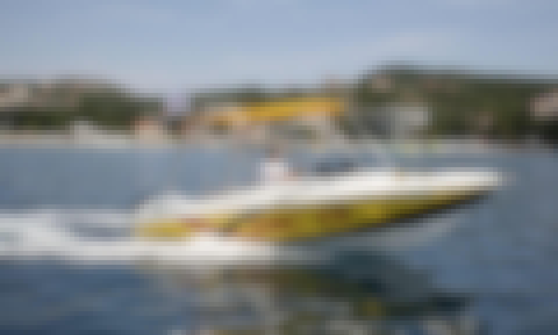Rent Speedboat Sky 19 for 6 People in Dubrovnik, Croatia