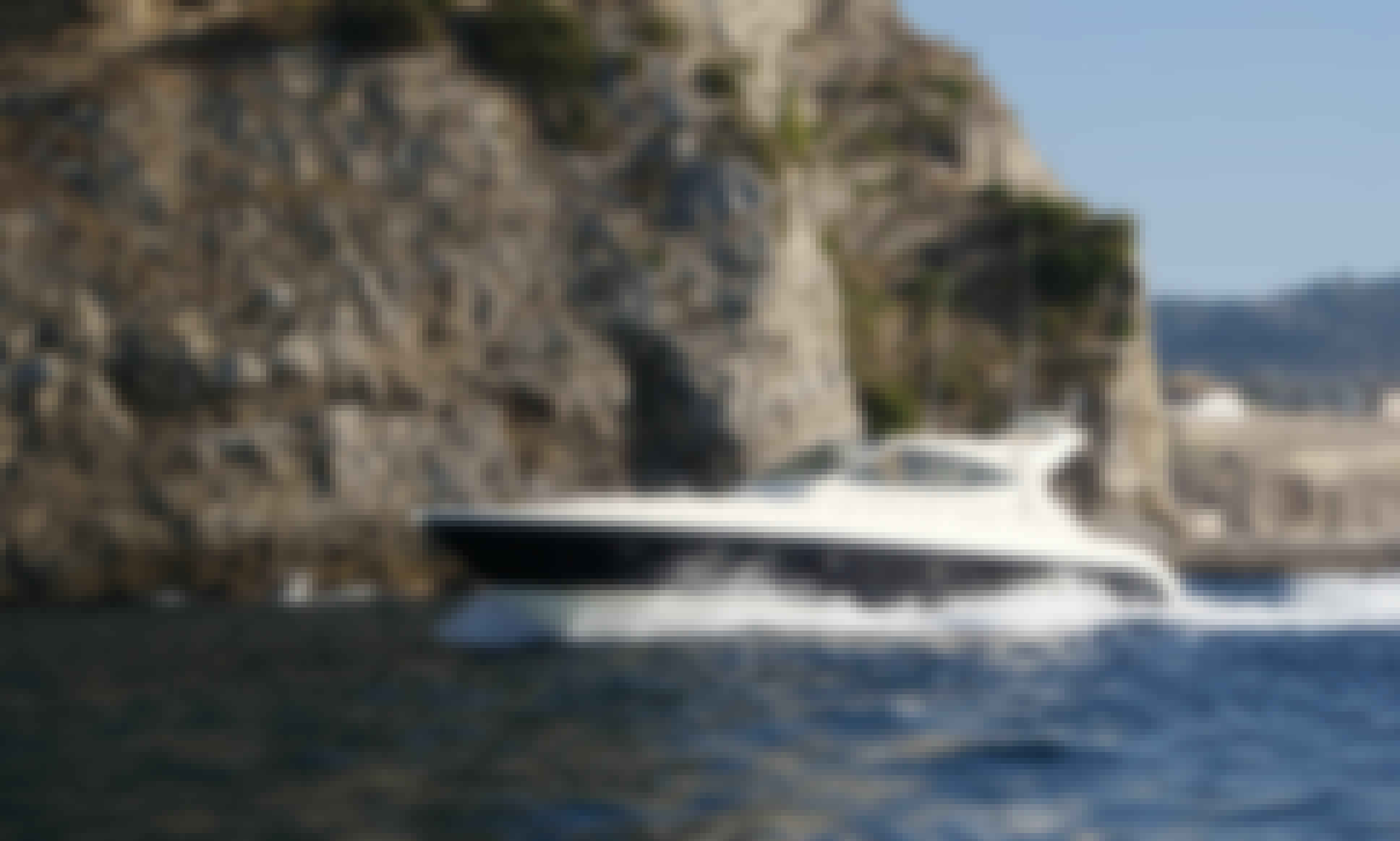Gianetti HT Motor Yacht 50 feet Rental in Sorrento