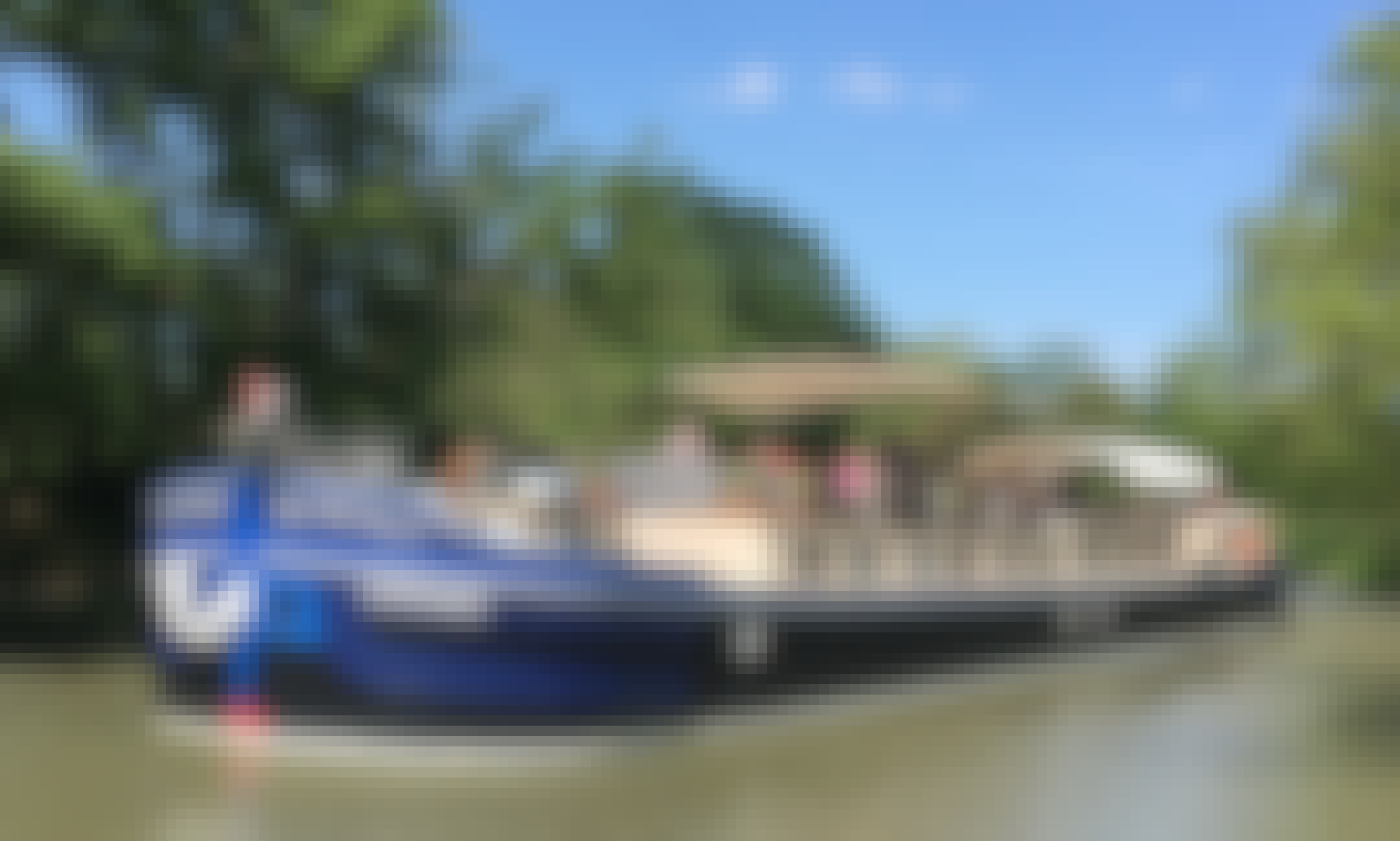 Luxury Canal Barge for 6 People in France