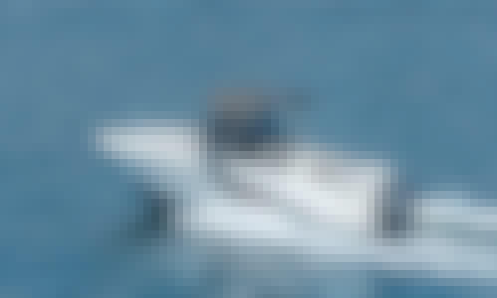 Beneteau Flyer 7.7 SPACEdeck Boat Rental in Trogir, Splitsko-dalmatinska županija