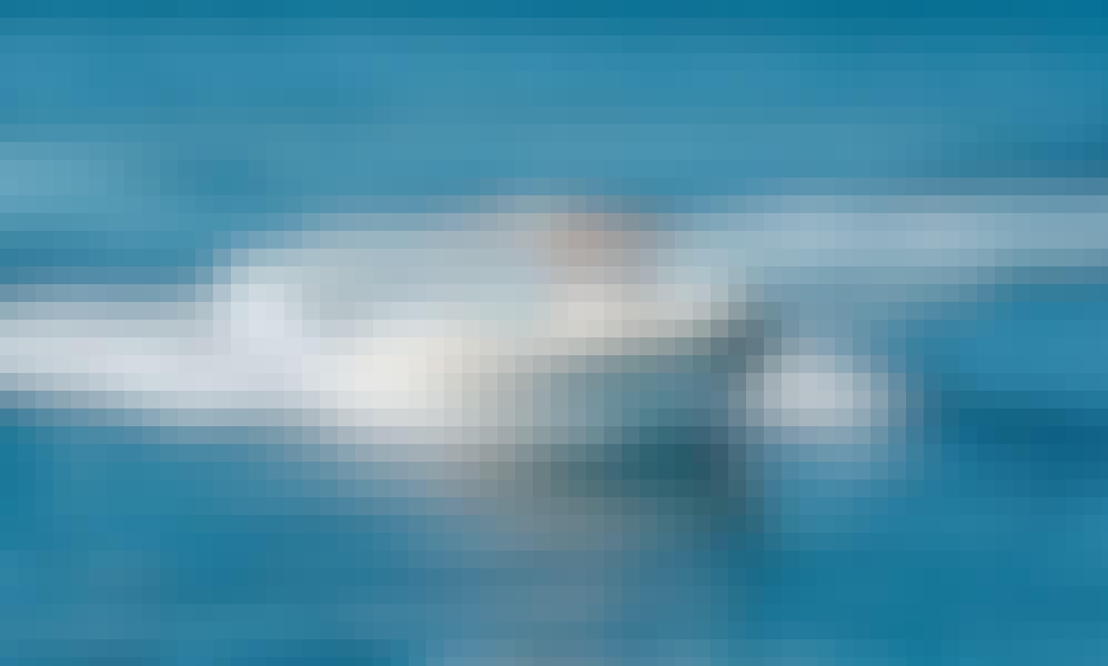 BSC 85 Ocean Center Console Rental in Trogir, Splitsko-dalmatinska županija