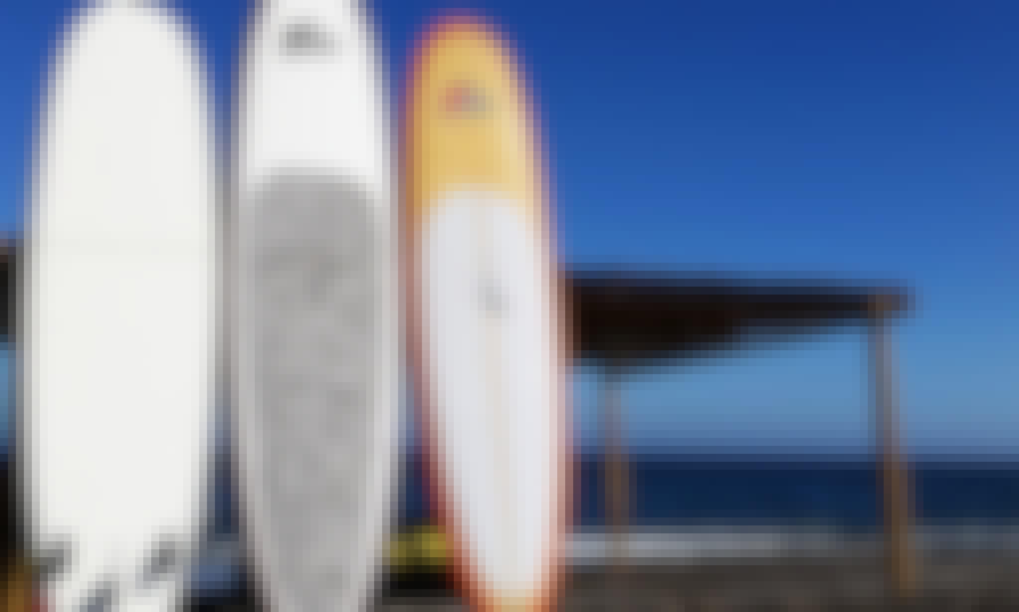 Stand Up Paddleboard Rental in Santorini