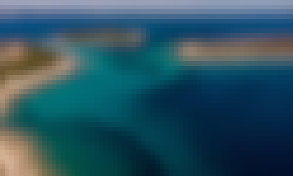 Book the Half day Blue Lagoon & Trogir Speedboat Tour!