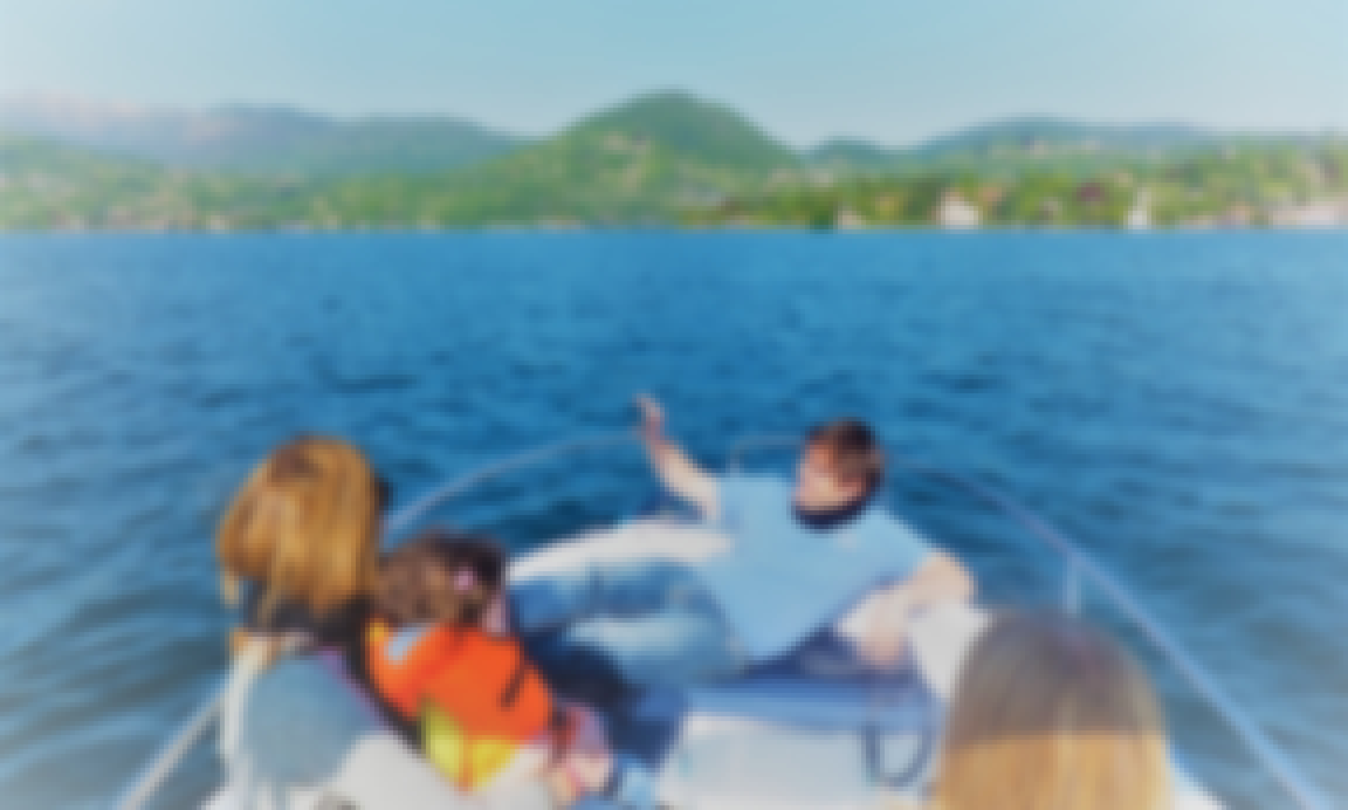 Amazing Private Cruise on Lake Maggiore (Near Milan) onboard 16' Banta Open Powerboat