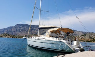 Beneteau Cyclades 39.3 Sailing Yacht - Private Yacht Charter  for 7 People from Rhodes