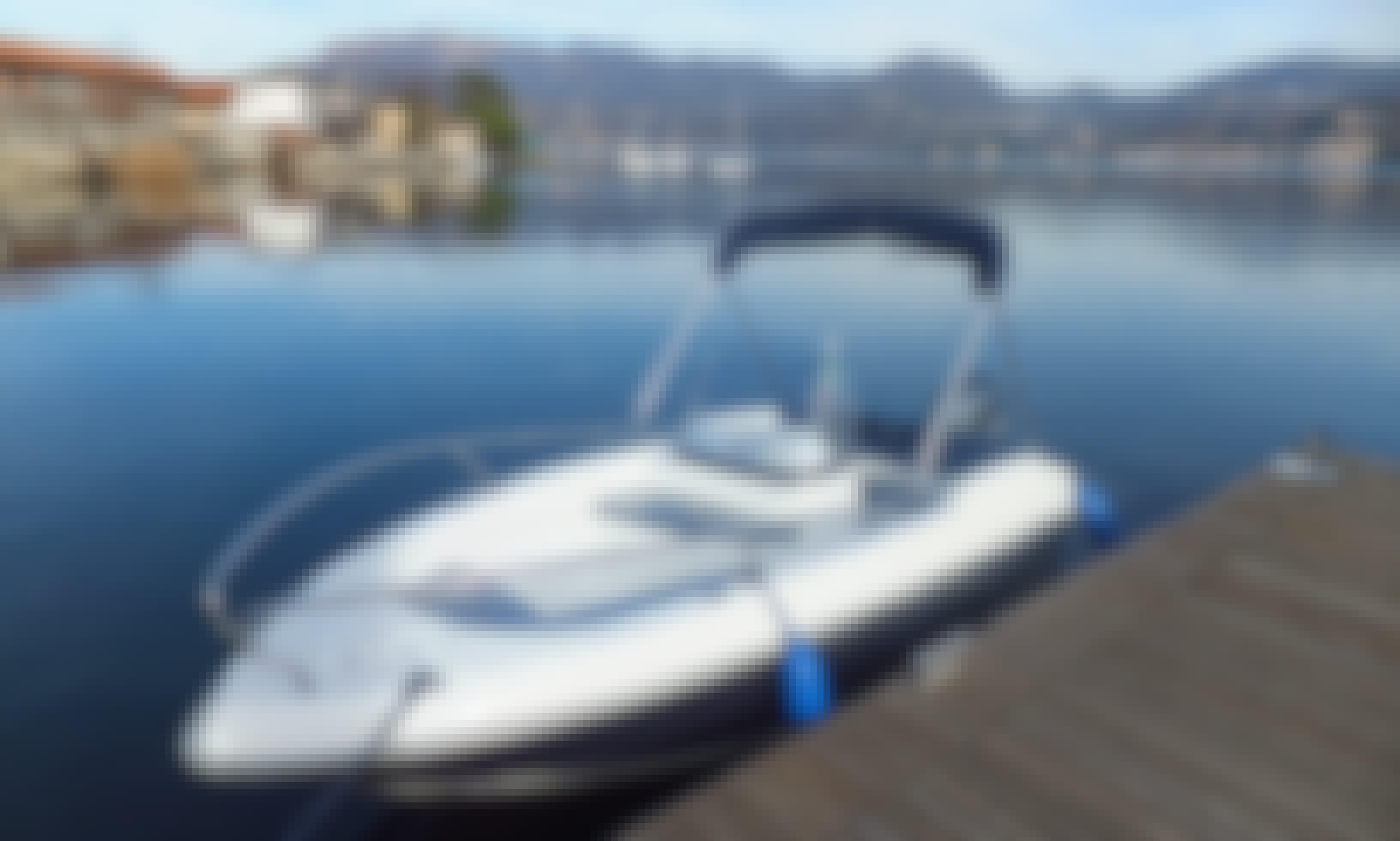 Private Boat Cruise with Captain Frederick in Lake Maggiore, Milan (T)