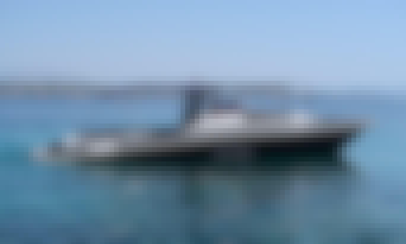 BSK SKIPPER  Desire 120s in Spetses Greece